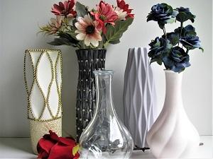 Blumenvasen für jeden Geschmack